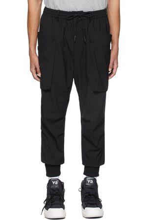Y-3 Men Cargo Pants - Ripstop Utility Cargo Pants