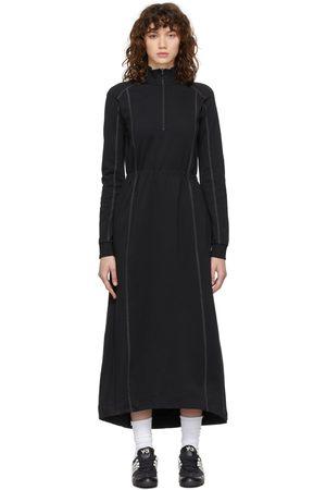 Y-3 Women Midi Dresses - Classic Track Dress