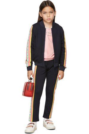 Marc Jacobs Sweatpants - Kids Navy 'The Track Pants' Lounge Pants