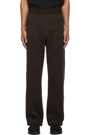 The Row Brown Dolin Lounge Pants