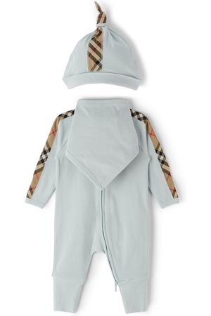 Burberry Bodysuits & All-In-Ones - Baby Check Claude Bodysuit Set