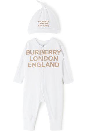 Burberry Bodysuits & All-In-Ones - Baby Cleo Logo Bodysuit Set