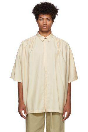 King & Tuckfield Men Shirts - Organic Cotton Gathered Shirt