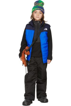 The North Face Kids Blue & Navy Insulated Reactor Vest