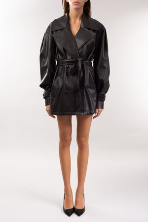 ACTUALEE Women Trench Coats - Trench