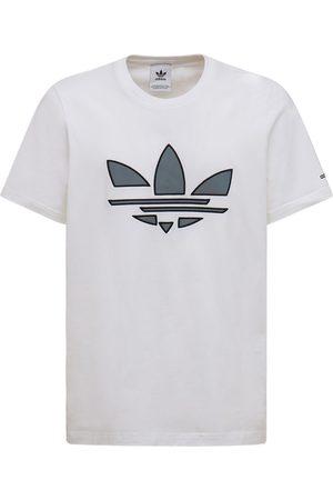 adidas Men T-shirts - Shattered Trefoil T-shirt