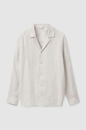 COS Men Long sleeves - RELAXED-FIT LONG-SLEEVE SHIRT
