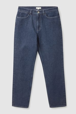 COS Women Straight - CROPPED STRAIGHT JEANS