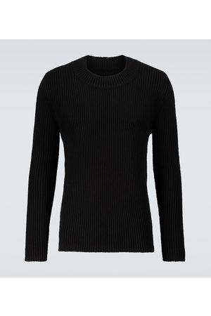 Rick Owens Long-sleeved crewneck sweater