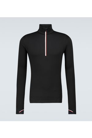 Moncler Technical long-sleeved sweater