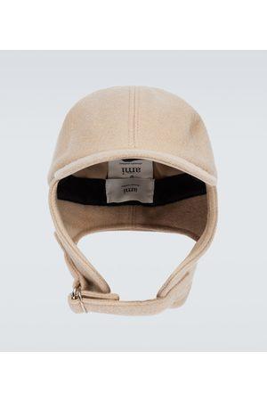 Ami Ear-flap baseball cap