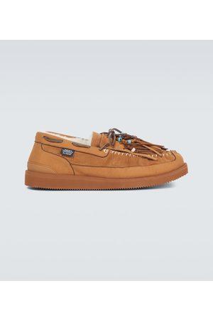Alanui X Suicoke Owm loafers