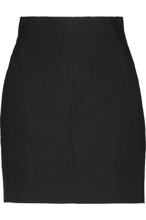 Nensi Dojaka High-rise miniskirt