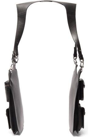 AMIRI Men Bags - Leather Harness Bag - Mens