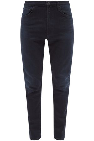 Citizens of Humanity London Tapered-leg Jeans - Mens - Dark