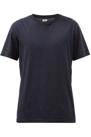 Citizens of Humanity Everyday Cotton-jersey T-shirt - Mens - Dark Navy