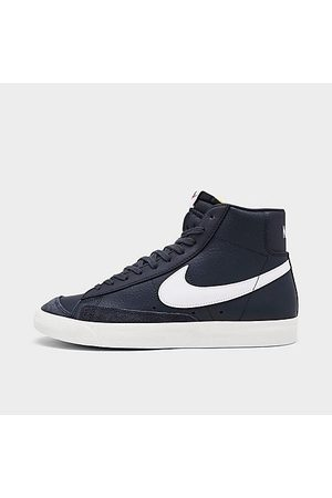 Nike Men's Blazer Mid '77 Vintage Casual Shoes in /Thunder Size 8.0 Leather