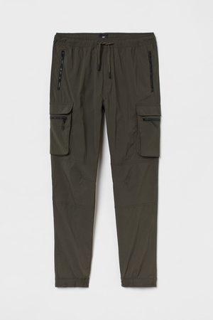 H&M Men Cargo Pants - Skinny Fit Cargo Joggers