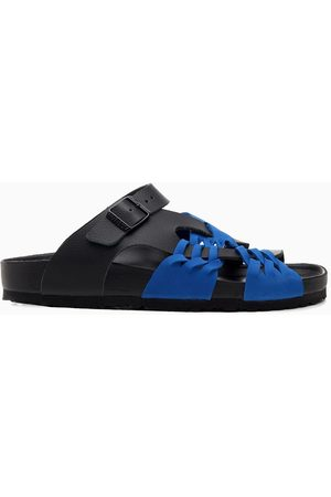 Birkenstock /blue Tallahassee Archive thongs