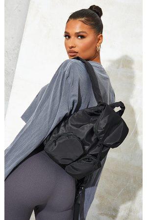 PRETTYLITTLETHING Nylon Backpack