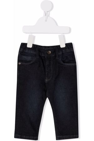 HUGO BOSS Jeans - Embroidered logo jeans