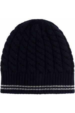 Woolrich Cable-knit beanie