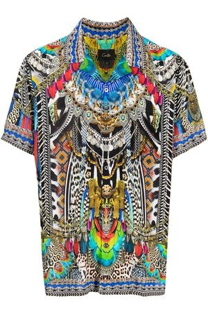 Camilla Men Short sleeves - Guardians of the Sun short-sleeve shirt - Multicolour