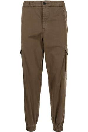 HUGO BOSS Men Cargo Pants - Relaxed-fit cargo trousers