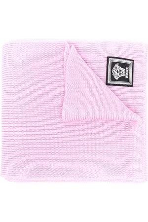 VERSACE Scarves - Medusa Head knitted scarf