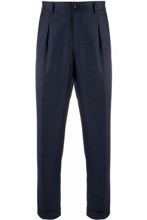 BRIGLIA Pleat-detail tailored trousers