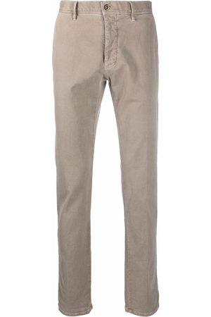 Incotex Slim-cut chinos - Grey