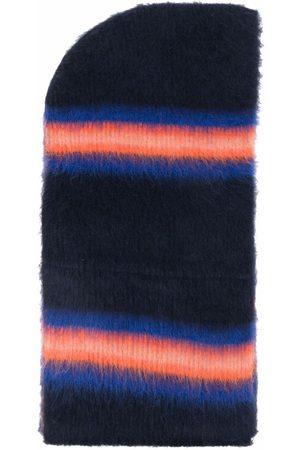Kenzo Striped knit scarf