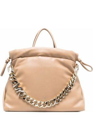 Michael Kors Women Tote Bags - Chain multi-strap tote bag - Neutrals