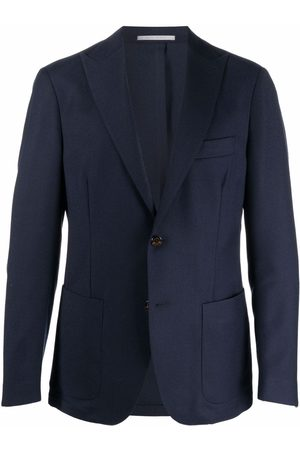 ELEVENTY Men Blazers - Buttoned-up wool blazer