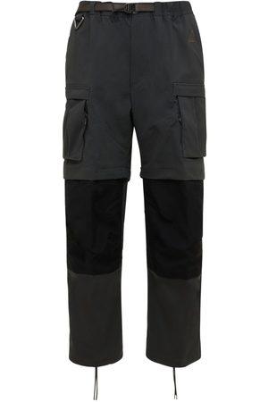 Nike Men Cargo Pants - Acg Smith Nylon Blend Cargo Pants