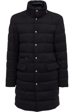 Moncler Chereau Wool Down Coat