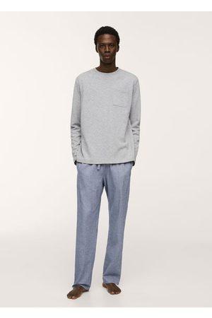 MANGO Long pajama pack