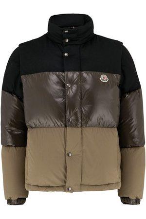 Moncler Men Puffer Jackets - Aveillan down jacket