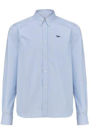 Maison Kitsuné Men Business - Fox patch shirt