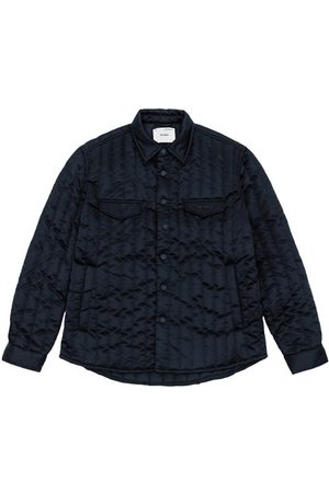 Axel Arigato Men Casual - Tait Quilted Overshirt