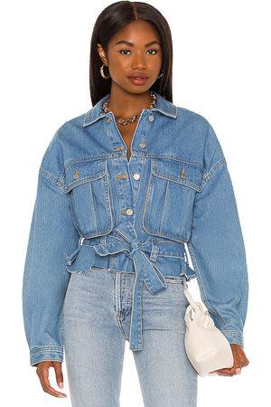 Dr Denim Women Denim Jackets - Vanda Utility Jacket in .