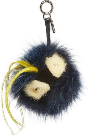 Fendi Fur Zesty Bug Bag Charm