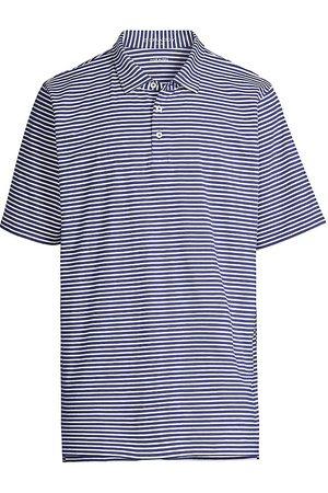B Draddy Men Polo Shirts - Tommy Striped Polo Shirt