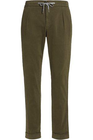 Saks Fifth Avenue Men Skinny Pants - Slim-Fit Drawstring Chinos