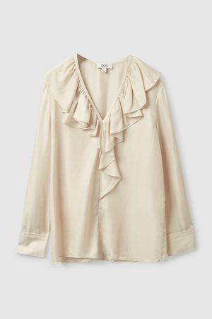 COS Women Shirts - OVERSIZED CORDUROY COTTON SHIRT