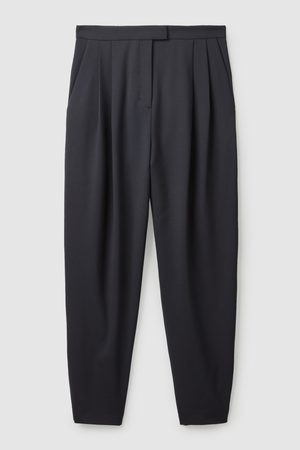 COS REGULAR-FIT TAPERED PANTS