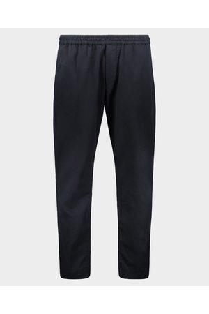 Paul & Shark CHINOTENCEL stretch cotton & tencel drawstring trousers