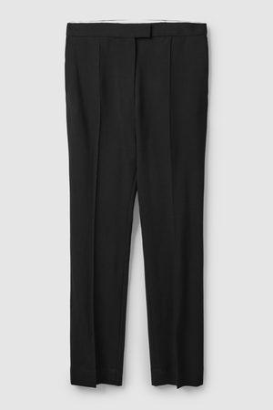 COS Women Slim - SLIM-FIT WOOL PANTS