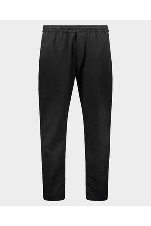 Paul & Shark Men Stretch Pants - CHINOTENCEL stretch cotton & tencel drawstring trousers