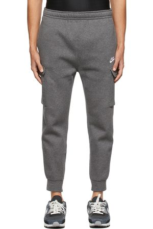 Nike Men Sweats - Grey Sportswear Club Lounge Pants